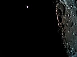 Israel se mete en la historia: hoy jueves llega a la luna