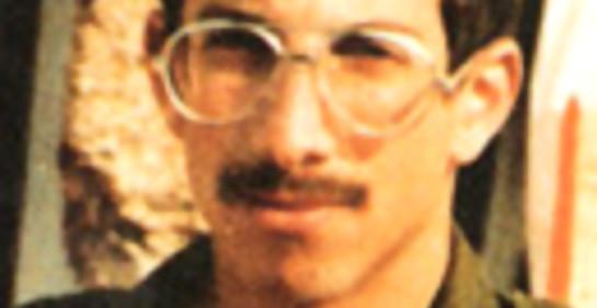 Zecharia Baumel, caído en Líbano, hoy volvió, sin vida, a Israel, 37 años después.