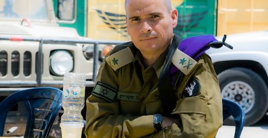 General Yoel Stryk, Fuerzas de Defensa de Israel