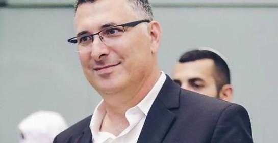 El candidato del Likud a la kneset Gideon Sa´ar