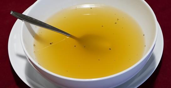 La sopa de pollo y Pésaj