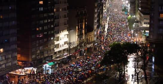 """Se llevó a cabo  este lunes 20 de mayo una nueva """"Marcha del Silencio"""""""