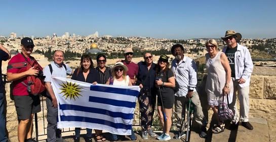 Entrevista: las emociones de Ruben Rada en Israel
