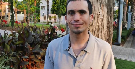 Oran Almog, sobreviviente y campeón