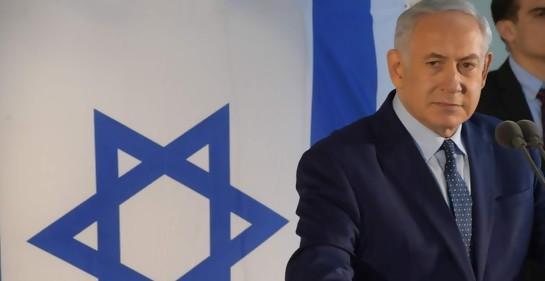 El Premier israelí Netanyahu (Foto GPO)