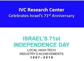 El éxito tecnológico israelí en números