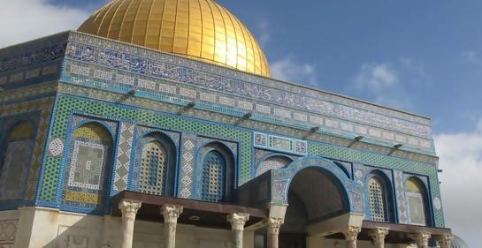 Contradicciones en el Monte del Templo