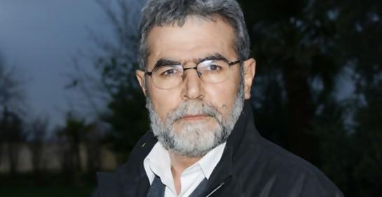 El Secretario General del -jihad Islámico Ziad Nahale