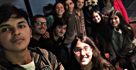 """Embajadores de Proyecto Shoá comenzó su iniciativa """"Aprendices de la memoria"""""""
