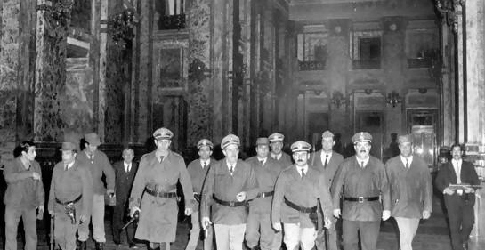 46 años del golpe de estado en Uruguay