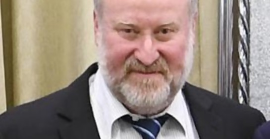 Avihai Mandelblit, asesor legal del gobierno israelí
