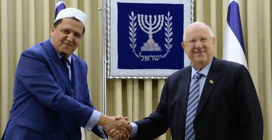 Conociendo la verdad en el terreno. Líderes musulmanes de Francia y Bélgica visita Israel.