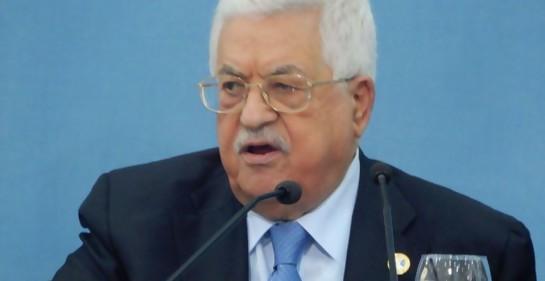 La posición palestina, expresada por  el Presidente Abbas. Nuestro comentario, al final.