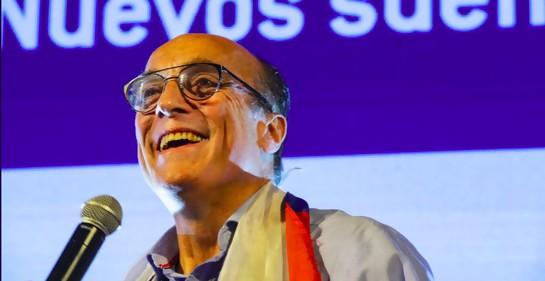 Daniel Martínez es el candidato del Frente Amplio a la Presidencia