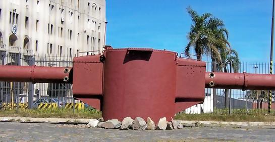 El gobierno uruguayo apela a la Suprema Corte de Justicia para no vender el águila del Graf Spee