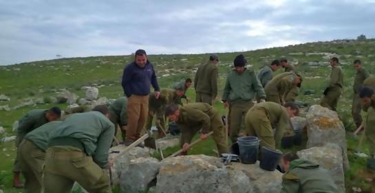 De lo defensores del Reino de Judea, a los paracaidistas de Tzahal