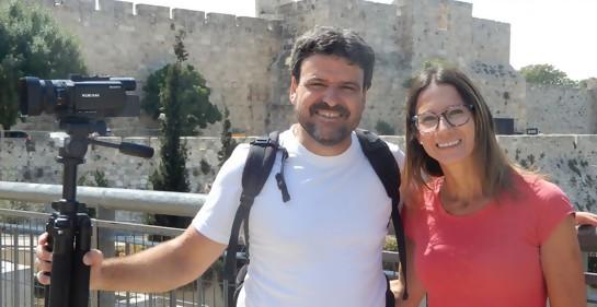 El programa televisivo CONTACTO, nuevamente en Israel.