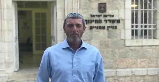 Este es Rafi Peretz, el nuevo Ministro de Educación de Israel