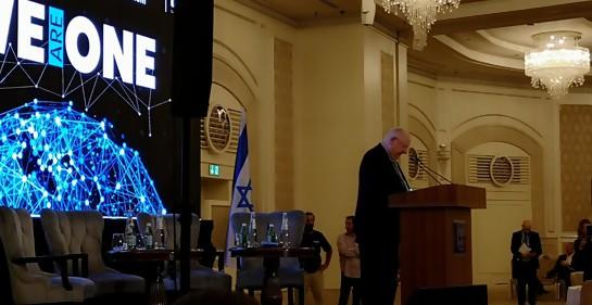 Conferencia sobre antisemitismo en Jerusalem