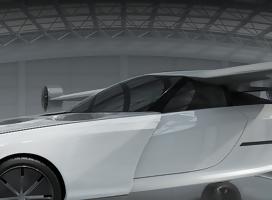 Se van a testear autos que vuelan en el 2010