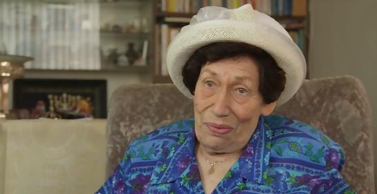 La amiga que recuerda a Anna Frank, nacida hoy hace 90 años.
