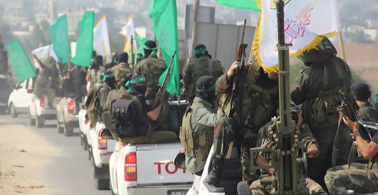 Un esfuerzo constante de Hamas: introducir a Gaza armas y componentes diversos para su arsenal
