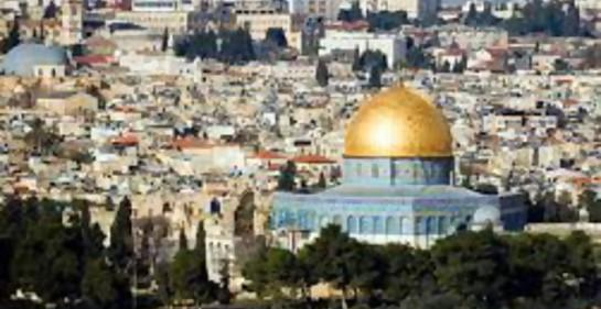 Actividades culturales en Jerusalem