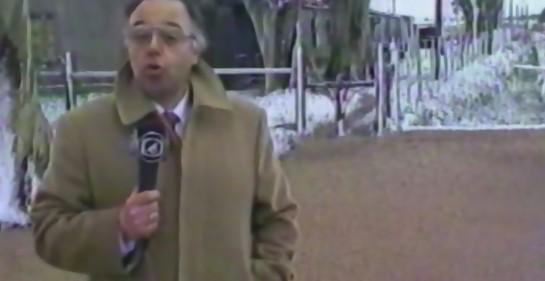 El periodista Daniel Castro despide a Bernardo Gitman