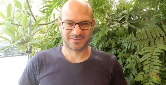 Ohad Hemo, cronista de asuntos palestinos del Canal 2, Israel