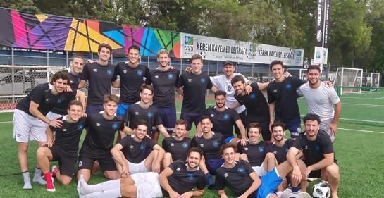 Uruguay presente en la Macabeadas Panamericanas en México