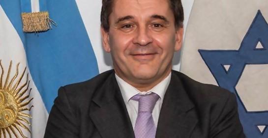 El Juez argentino Franco Fiumara espera que se haga justicia en el caso AMIA.