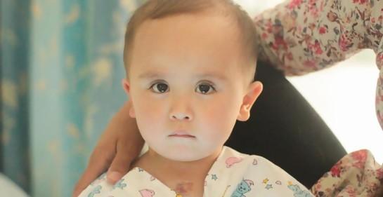 Niño de Uzbekistan, salvado en operación de corazón en Israel