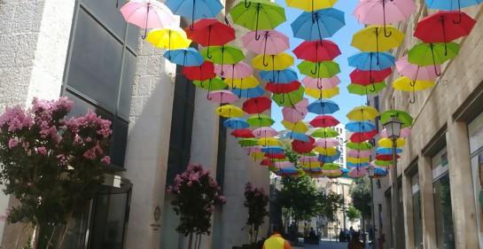 Los invito a un corto paseo por el centro de Jerusalem