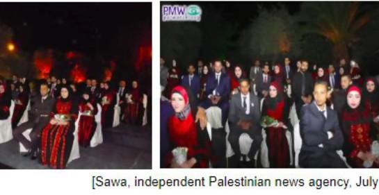 La boda en Siria (Agencia palestina SAWA)