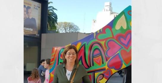 Alicia Wallerstein: bibliotecaria en Florida
