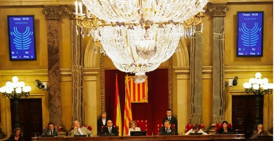 La situación de los catalanes