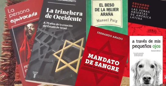 Una lectora uruguaya en Israel