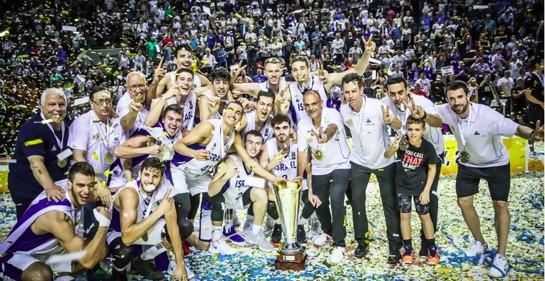 Furor en Israel por el segundo título de campeón europeo en Basquet sub-20