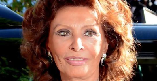 Sofia Loren vuelve al cine
