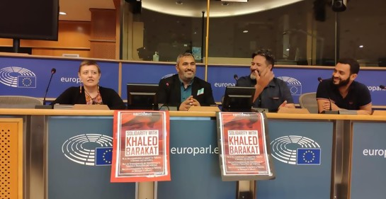 Israel advierte a Parlamento Europeo sobre terroristas de traje
