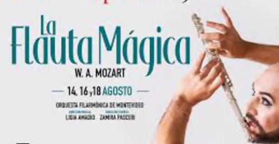 Una valiente puesta en escena de La Flauta Mágica en el Teatro Solís