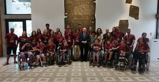 Un mensaje de inclusión desde la Presidencia de Israel