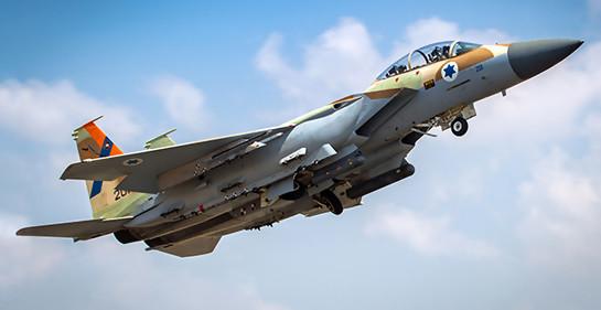 Un avión de la Fuerza Aérea (Sólo ilustración, no del operativo)