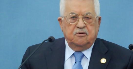 Mahmud Abbas, Presidente de la Autoridad Palestina