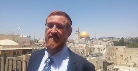 En el Monte del Templo hay lugar para todos, afirma ex diputado del Likud