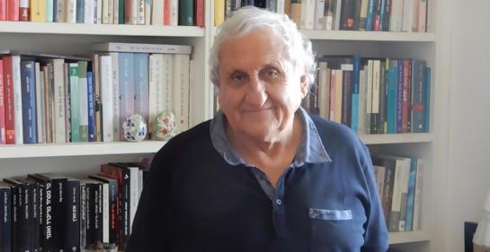 Conversando con el escritor A. B. Yehoshua