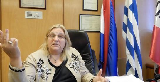 La RN Graciela Bianchi y la lucha contra delitos internacionales