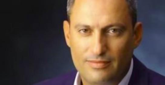 Alon Davidi, alcalde de Sderot