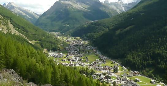 Judíos ortodoxos y sus vacaciones en Suiza