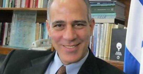 Yoed Magen, nuevo Embajador de Israel en Uruguay